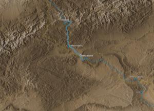 Kafila etpae 5 Ouarzazate - Telouete